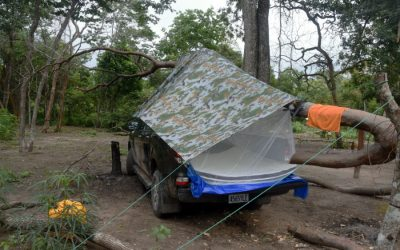 The Ultimate Bolivian Question – Tent or Tarp Hammock?